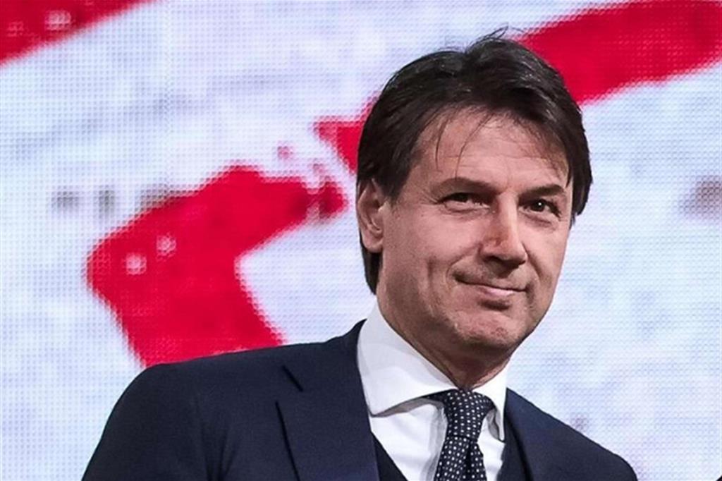 Giuseppe Conte, indicato come premier da M5s e Lega (Ansa)