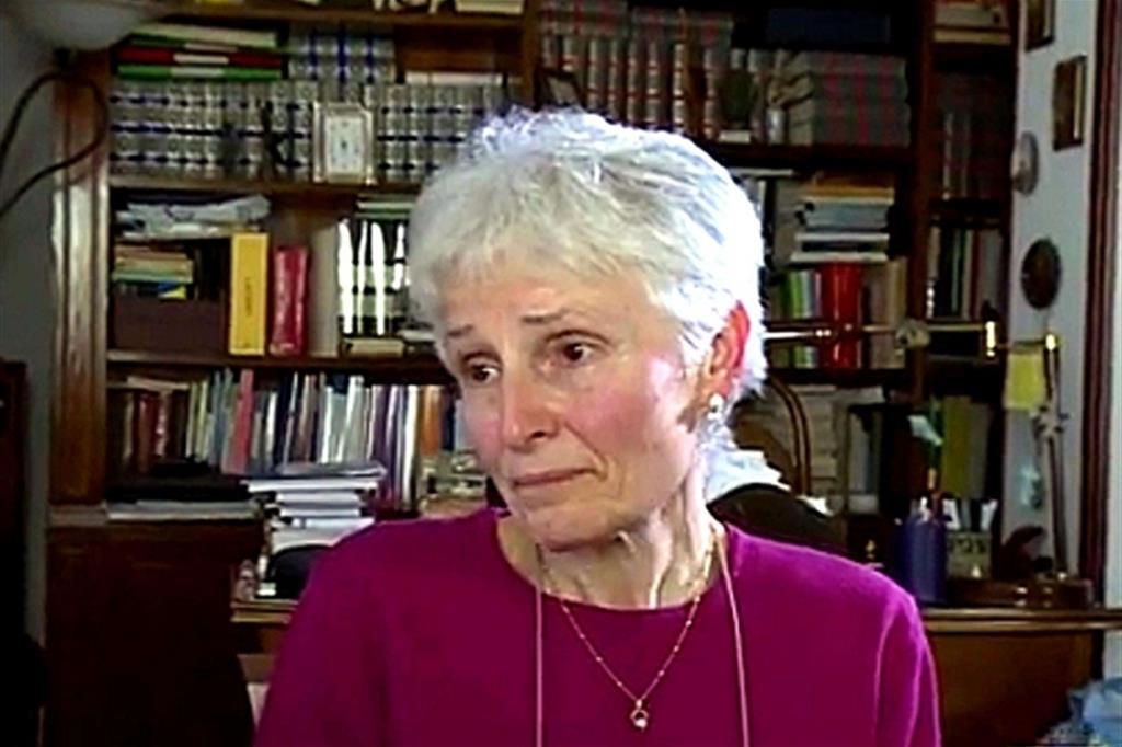 Rosa Maria Dell'Aria, l'insegnante sospesa