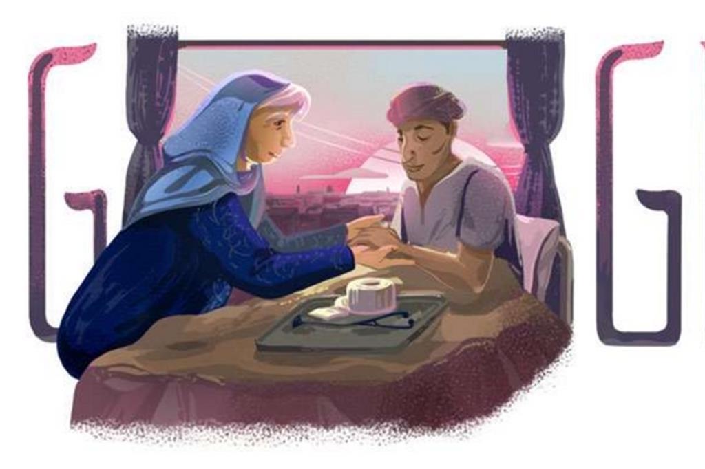 Google omaggia la «Madre Teresa» del Pakistan