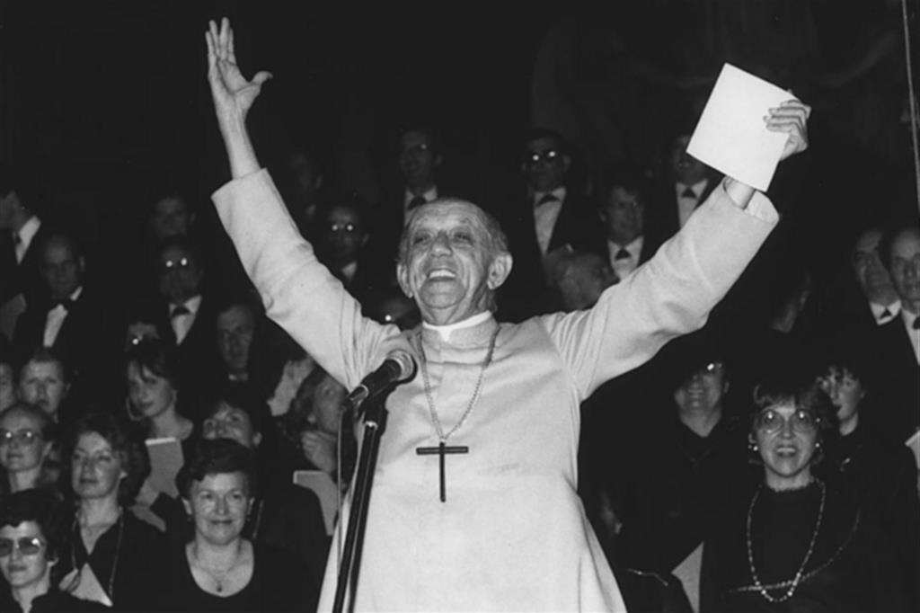L'arcivescovo brasiliano Helder Camara (1909-1999)