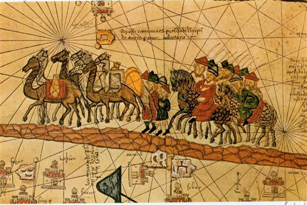Via della seta: il viaggio di Marco Polo in una ricostruzione catalana