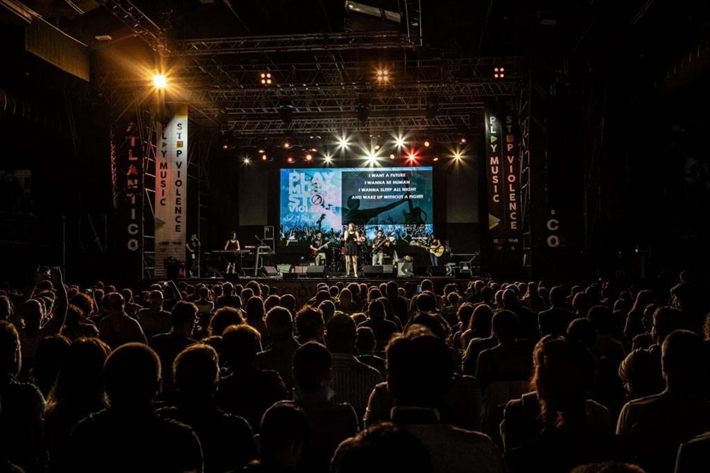 """Domenica a Roma la finale di """"Play music stop violence"""""""