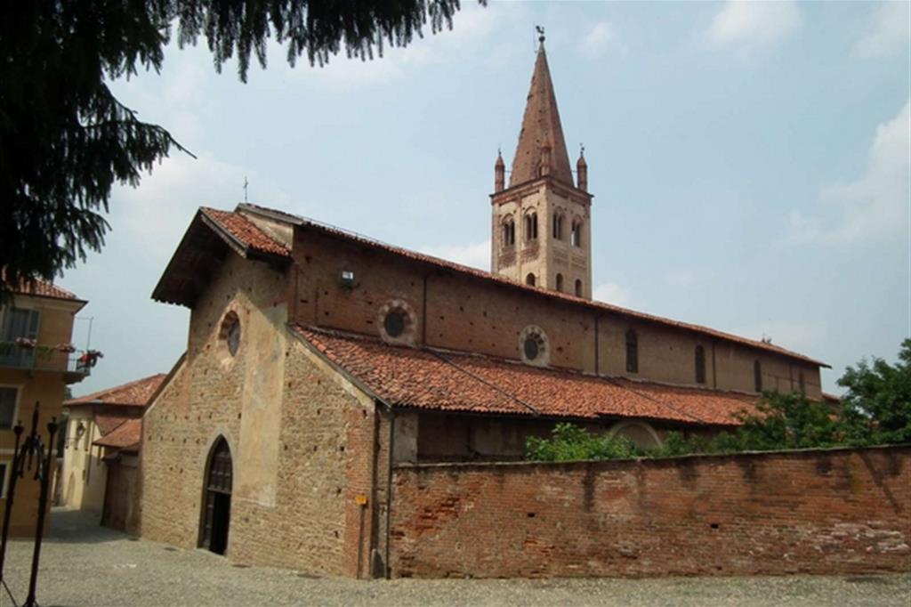 """La chiesa di San Giovanni a Saluzzo, uno dei luoghi di """"deserto"""" e preghiera di Pierluigi Calabrese"""
