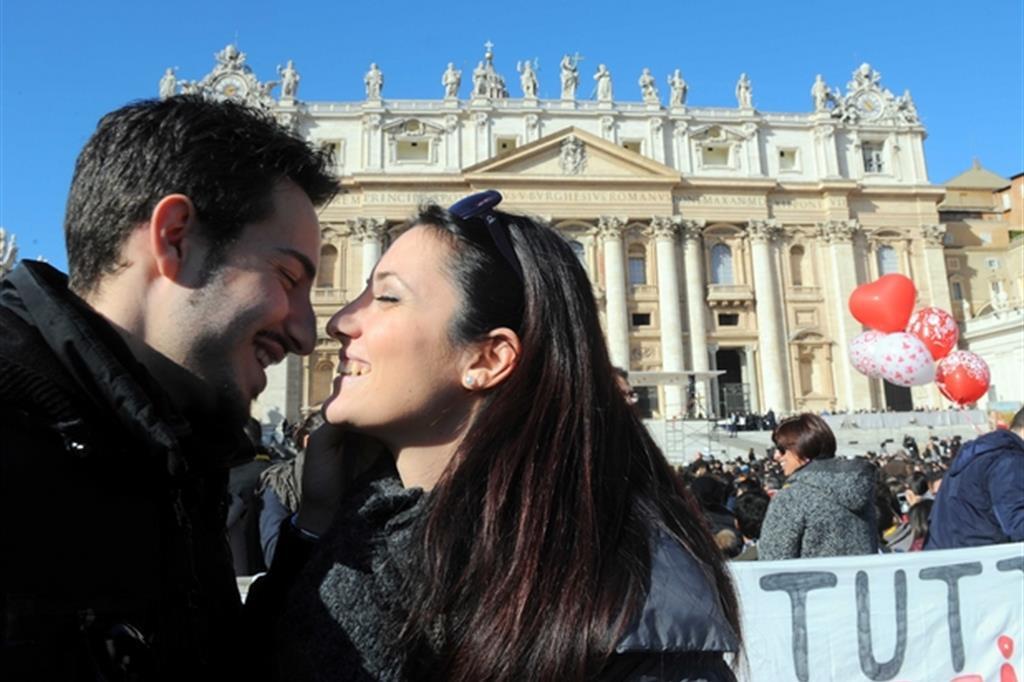 L'Italia è tra gli ultimi Paesi in Europa per numero di matrimoni (3,2 ogni mille abitanti) In testa (dati Eurostat) Lituania (7,5) e Romania (7,3)