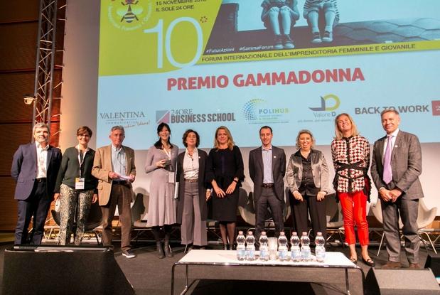 Riparte il Premio Gamma Donna