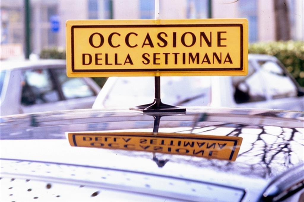 Auto usate, ecco cosa scelgono gli italiani
