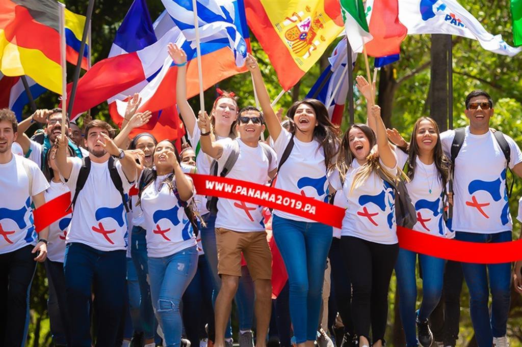 I giovani italiani si preparano a partire per Panama. Ecco chi sono c1568595b707