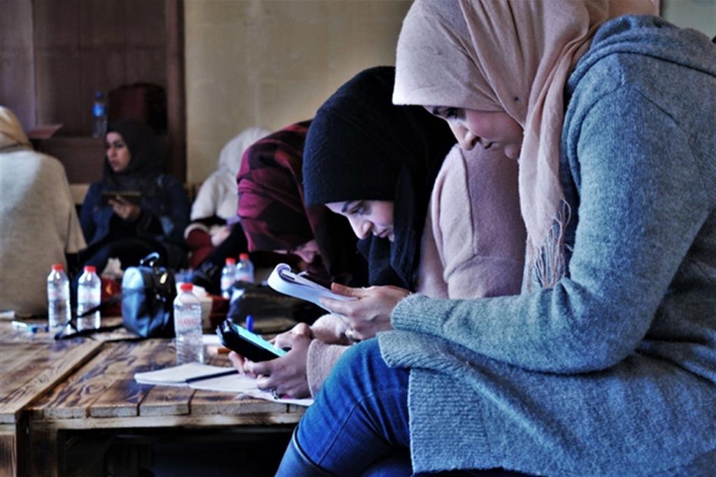La lunga resistenza delle donne siriane profughe in Turchia