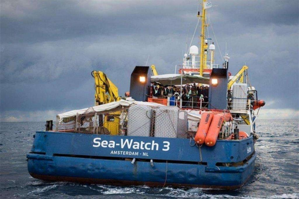 Migranti: Sea Watch, si appella alla Corte Strasburgo