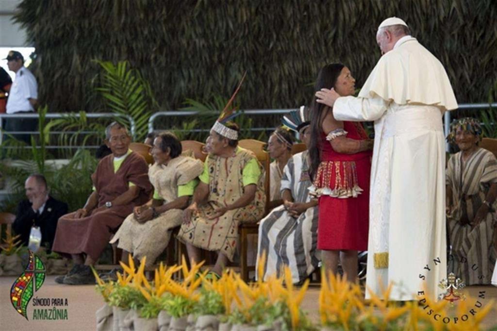 Il Sinodo per l'Amazzonia, le cose da sapere