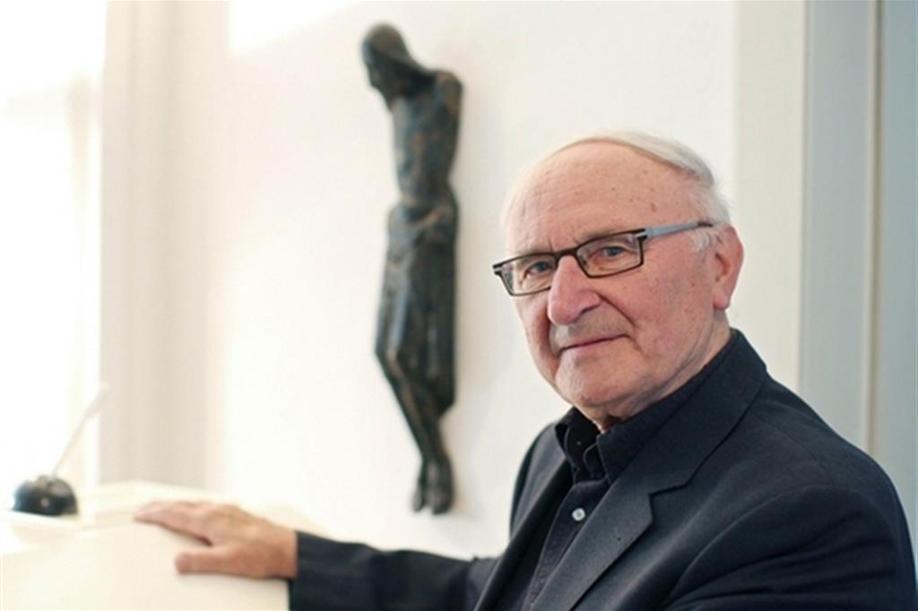 Il teologo tedesco Joahann Baptist Metz (1928-2019)