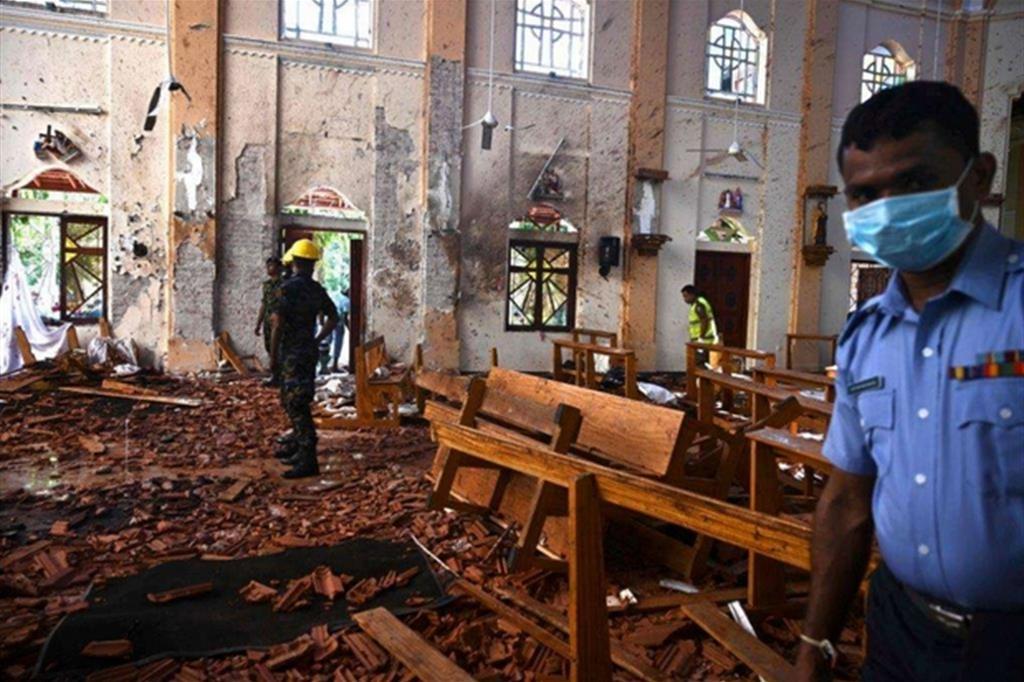 L'odio contro i cristiani in Sri Lanka ha colpito anche a Pasqua