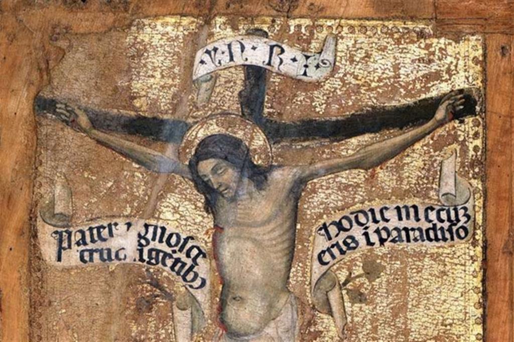 «L'Albero della croce ovvero delle Sette parole» (XIII secolo)