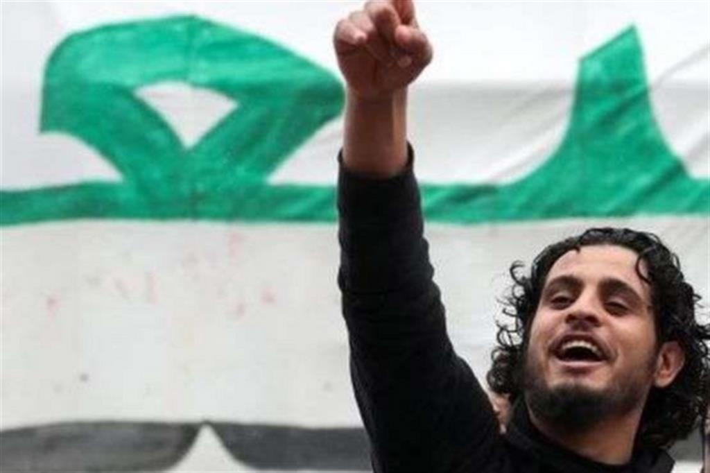 Abdel Basset Sarut, ex portiere della nazionale siriana di calcio under 21