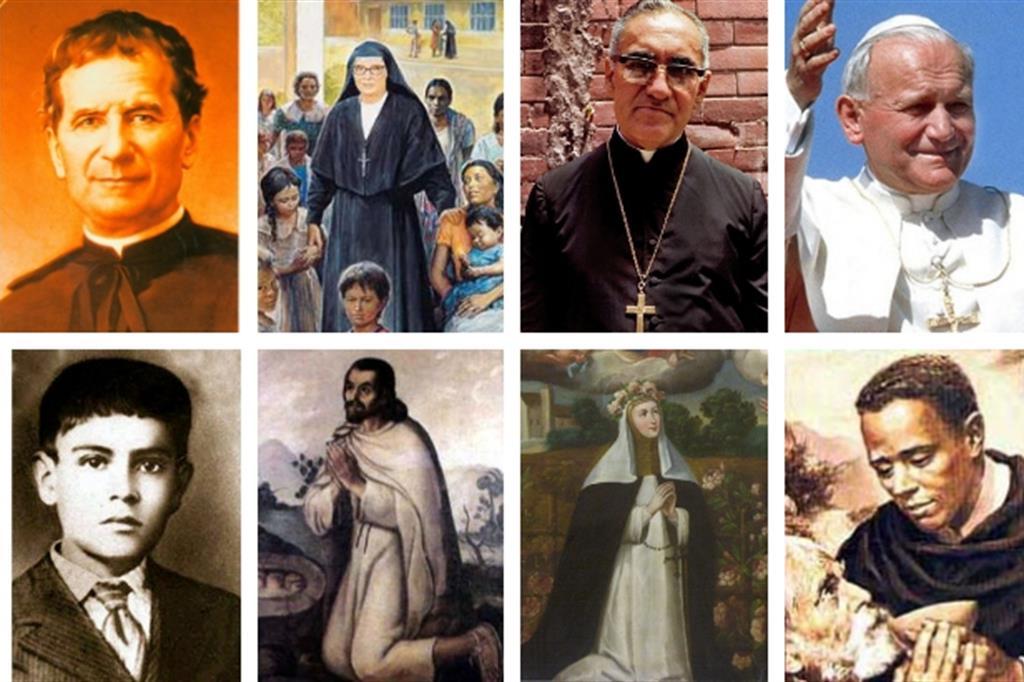 Gmg di Panama, ecco gli otto testimoni di speranza