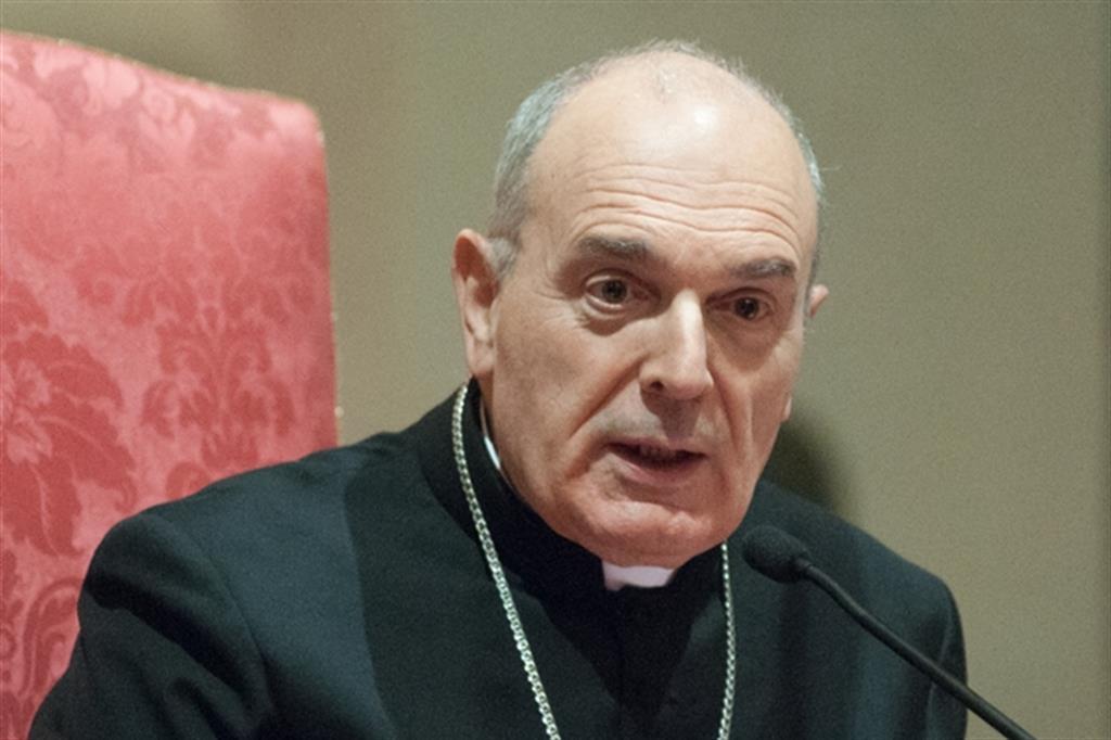 Il vescovo di Reggio Emilia, Massimo Camisasca