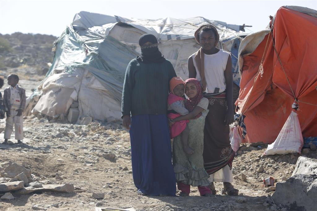Che futuro ci sarà per questi profughi? (Mohammed Al-Mekhlafi - Oxfam) -