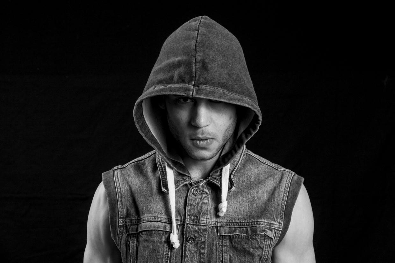 Dalla borgata a Sanremo  Rancore: «Il rap? La forma