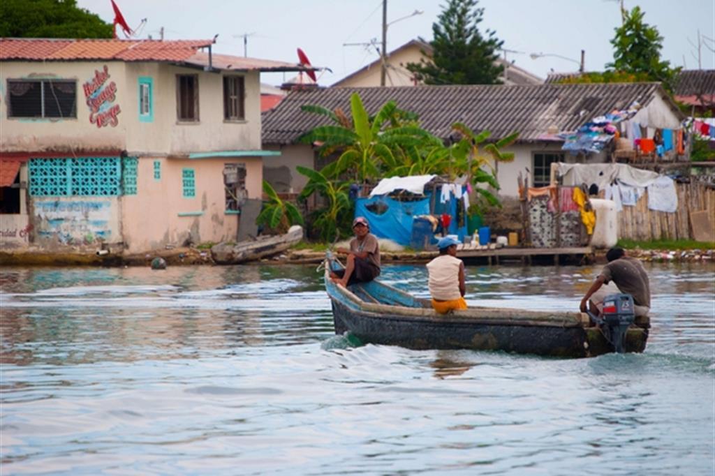 Nella Isla del Cangrejo l'aumento del livello del mare è quasi triplicato in settant'anni