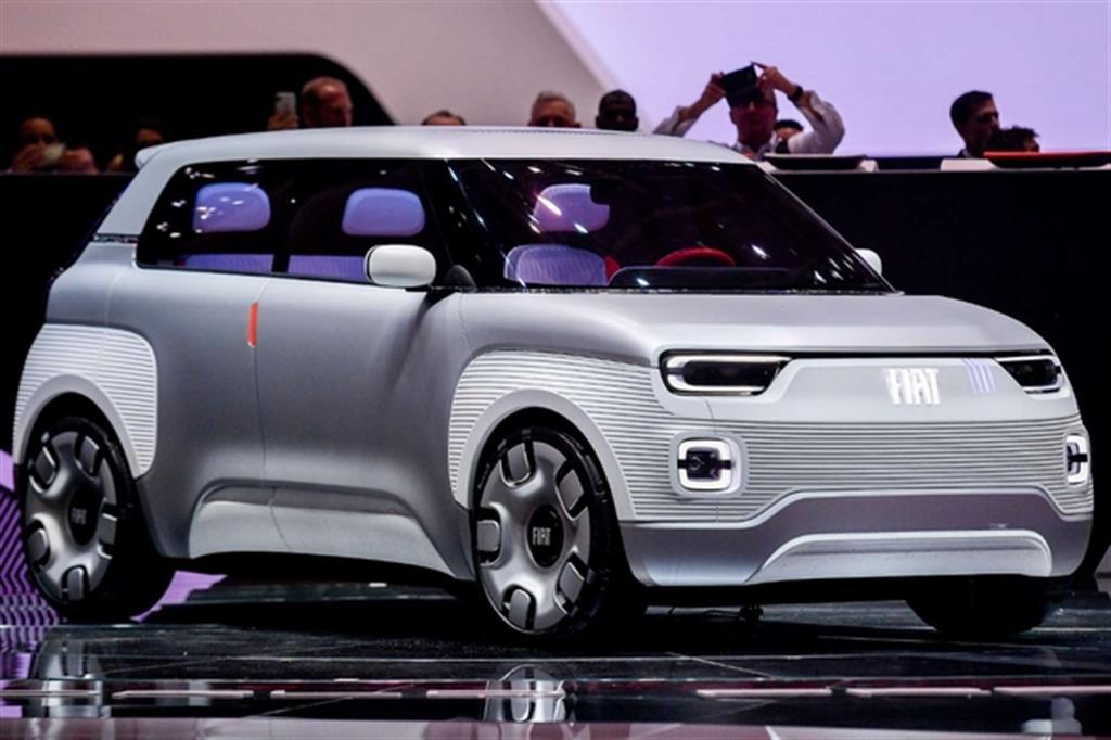 Fiat Centoventi, l'idea che cambia l'automobile