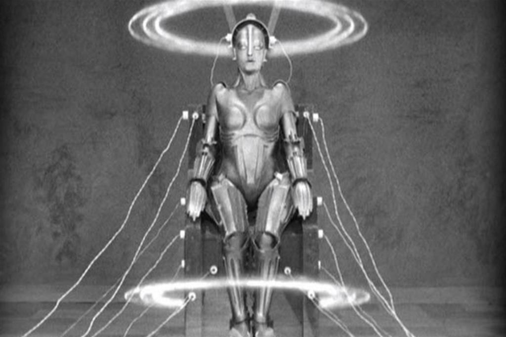 Metropolis, film muto del 1927 diretto da Fritz Lang, considerato il capolavoro del regista