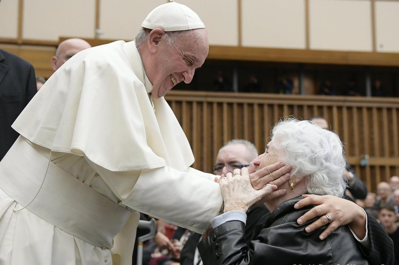Cari Nonni Le Parole Di Papa Francesco Per Voi