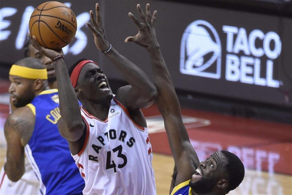 Dal seminario a campione Nba: Pascal Siakam, cestista camerunense dei Toronto Raptors