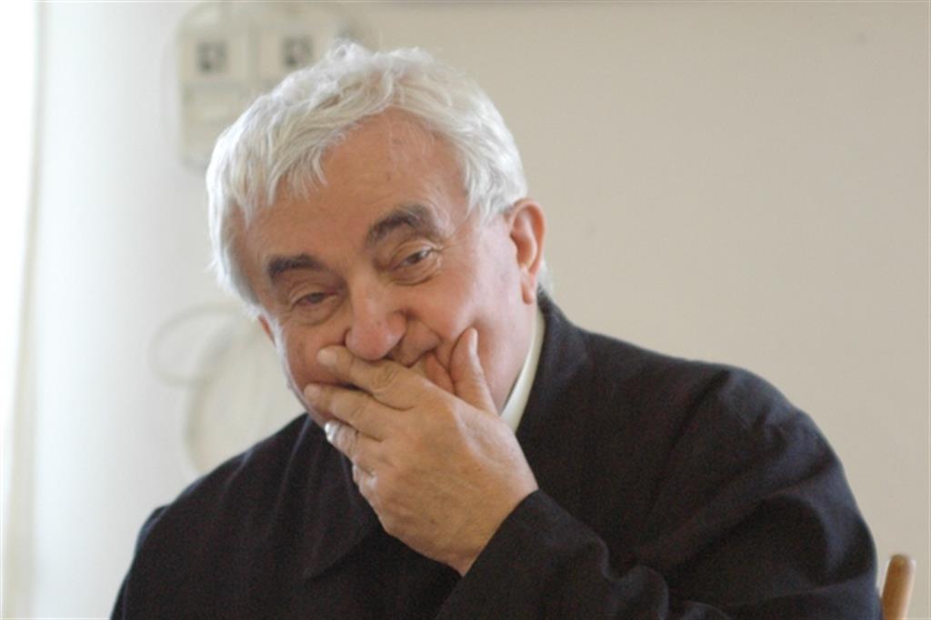 Don Oreste Benzi (foto Associazione Comunità Papa Giovanni XXIII)