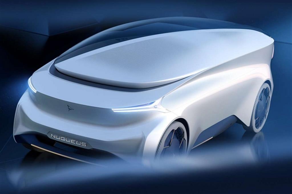 Icona Design, tre progetti italiani per la mobilità del futuro