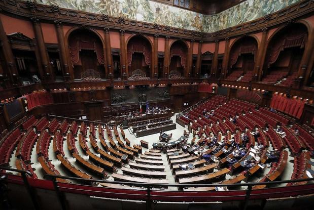 Taglio dei parlamentari - cover