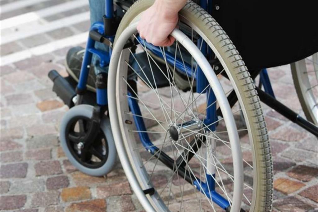 Disabili, associazioni deluse sulle pensioni