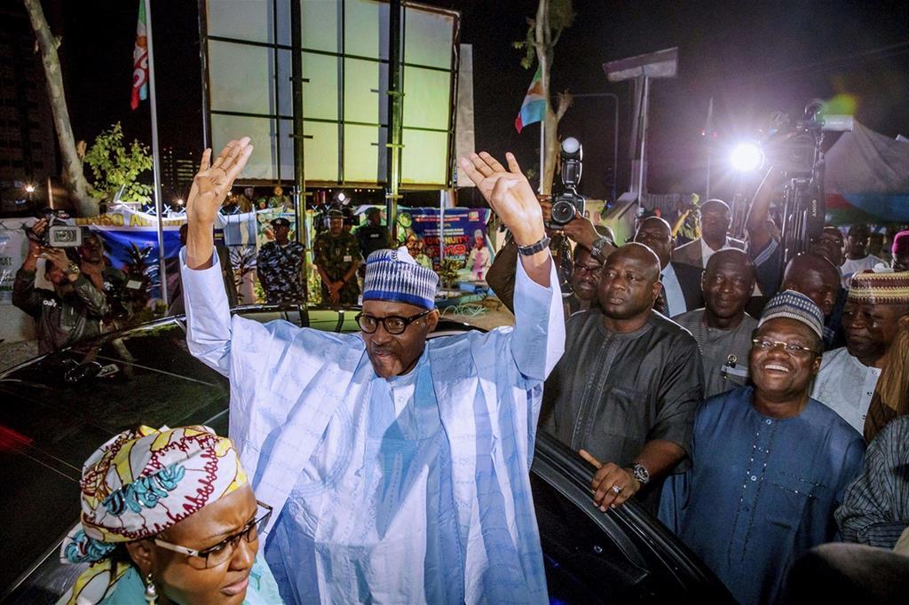 Muhammadu Buhari è stato confermato alla presidenza della Nigeria (Ansa)
