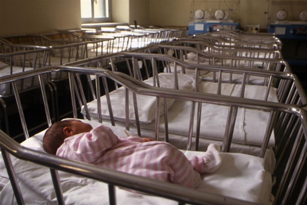 L'Italia senza bambini: in un anno perse altre 9mila culle