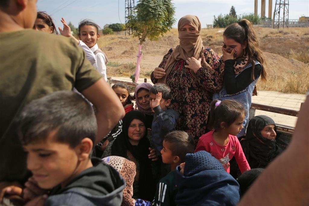 Si calcola che almeno 200mila persone siano già sfollate, ma l'invasione è solo all'inizio -