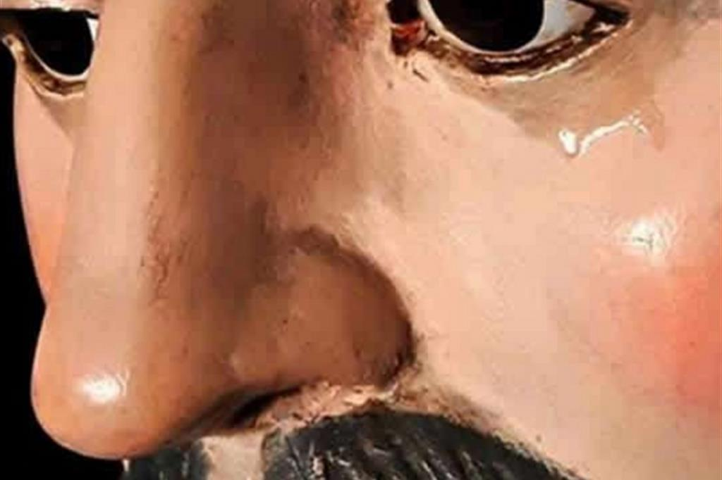 La statua lacrima? «Controlli scrupolosi»