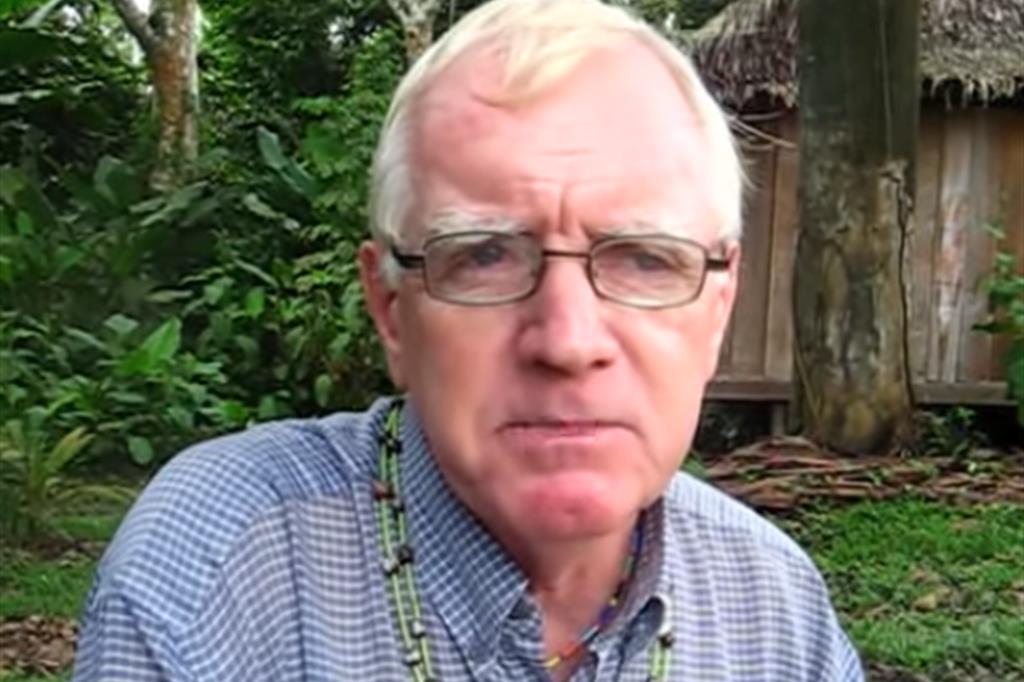 Paul McAuley, missionario ucciso in Perù