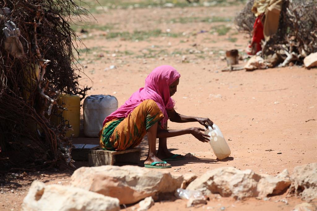 """L'Africa resta il continente più colpito dalla """"fame acuta"""""""
