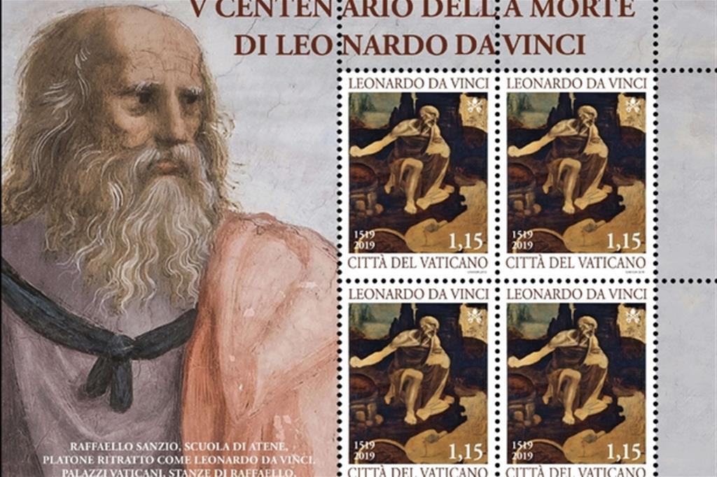 L'omaggio a Leonardo da Vinci