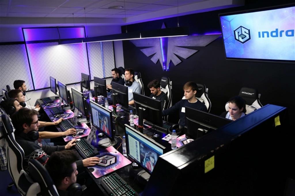 I videogiochi per formare i giovani talenti