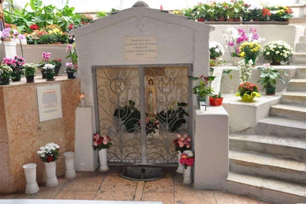 Il luogo di culto a Fontanelle di Montichiari, nel Bresciano, proclamato santuario diocesano Maria Rosa Mistica - Madre della Chiesa