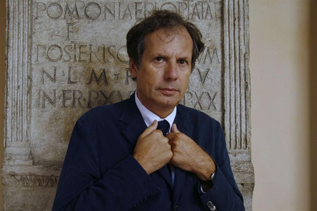 Il filosofo dell'Università di Torino, Maurizio Ferraris