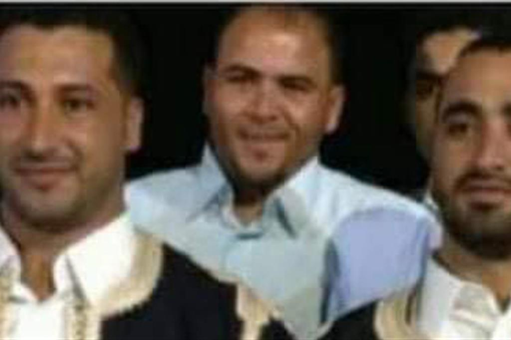 I due trafficanti libici di persone Amzha (a sinistra) e Shetan (a destra)