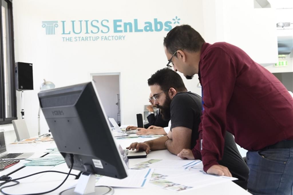 42 Roma Luiss sarà ospitata presso l'Hub di LVenture Group nella Stazione Termini