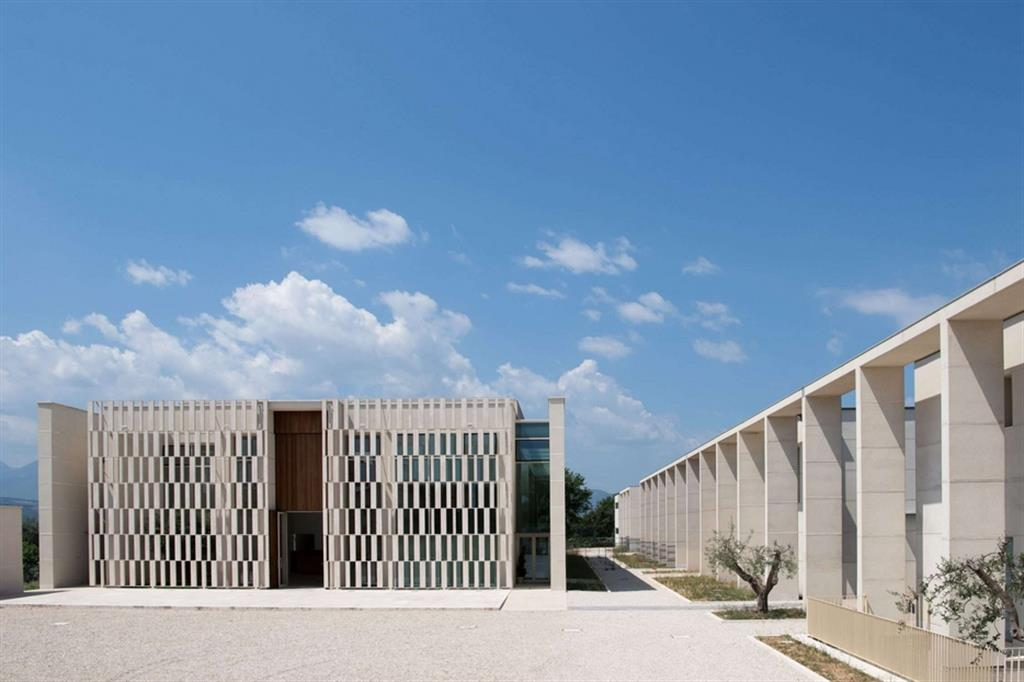 Church and Community Centre - Continiarchitettura