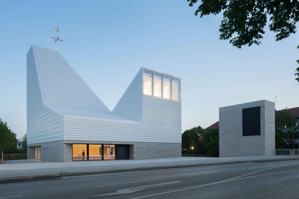 Seliger Pater Rupert Mayer Church - Meck Architekten