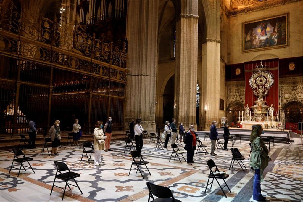 Dal 18 maggio tornano le Messe con i fedeli, ecco come partecipare