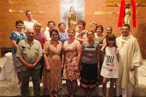 A Kamyshin la parrocchia cattolica affidata a una donna