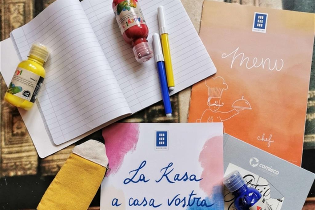 #iorestoacasa, ma non senza cultura: ecco libri, musei e spettacoli online