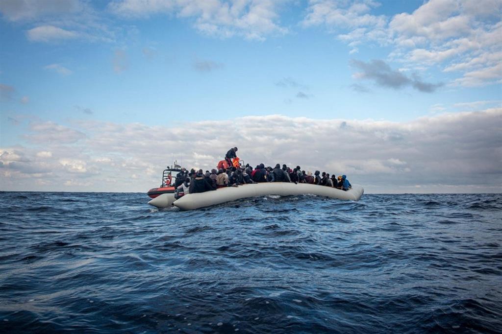 Boom di arrivi in Calabria. L'altra rotta dei trafficanti