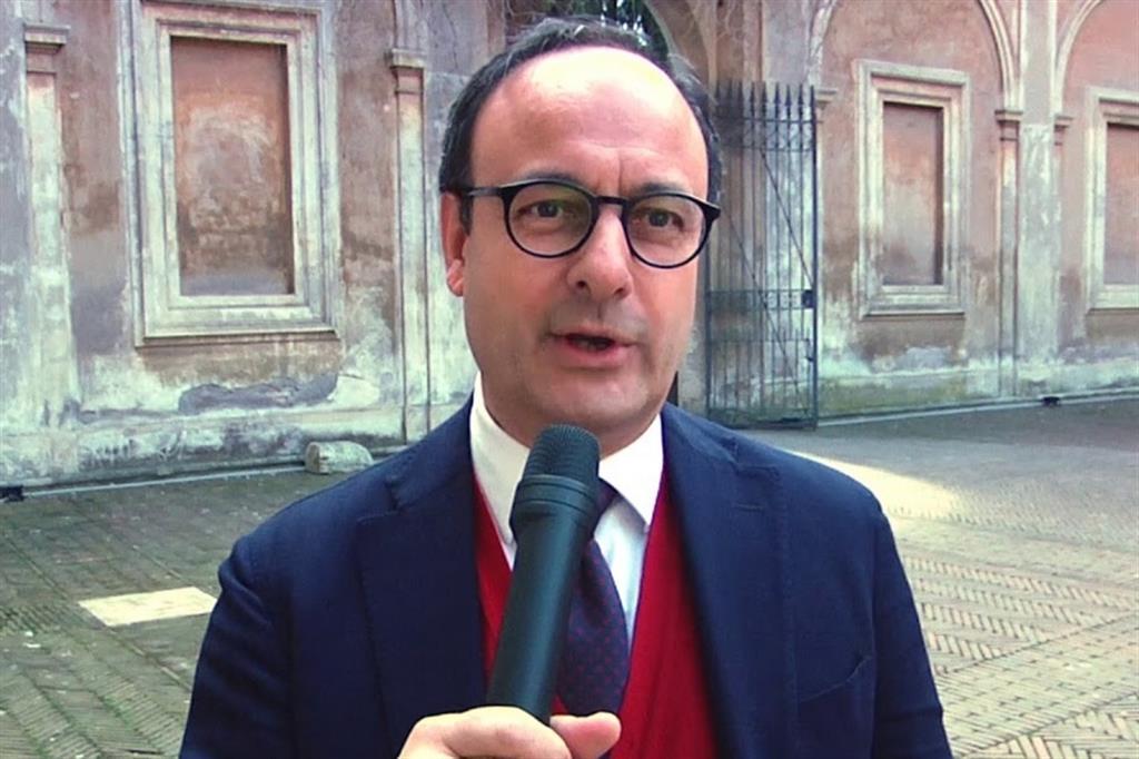 Antonello Giannelli, presidente Anp